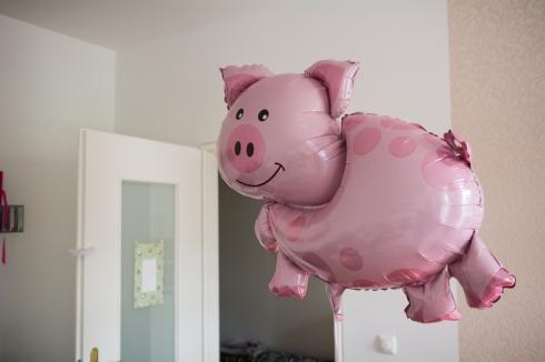 Luftballon_Schwein